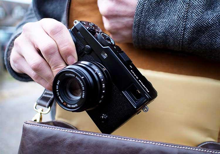 تجهیزات عکاسی خیابانی
